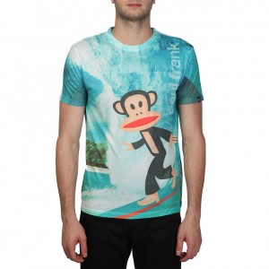 Tricou Paul Frank multicolor
