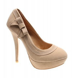 Pantofi de dama kaki Dinner in Town