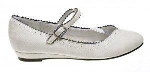 Pantofi de dama light kaki Alana