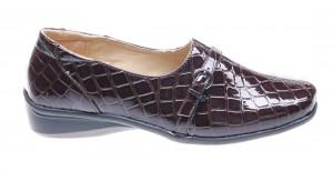 Pantofi sport de dama brown Loris