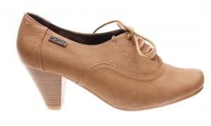 Pantofi de dama grey camel After Work