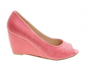 Pantofi de dama fuchsia Hellen