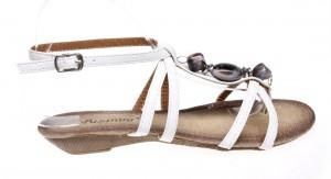 Sandale de dama white Onyx