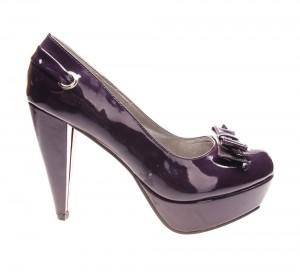 Pantofi de dama purple Jazz