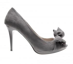 Pantofi de dama silver Philip