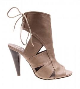 Sandale de dama brown Point