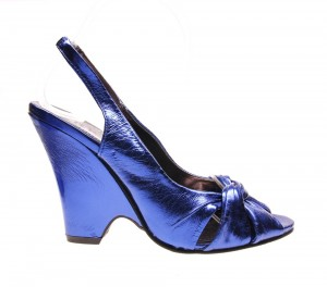 Sandale de dama blue Holy