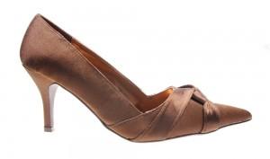 Pantofi de dama brown Italy