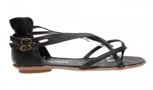 Sandale de dama black Energy