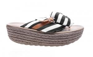 Papuci de dama black Follow