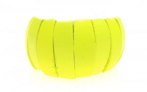 Bratari yellow Neon Glow