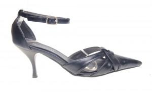 Pantofi dama negri Stil