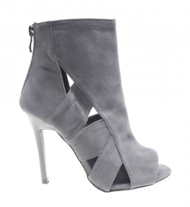 Sandale dama gri Lory