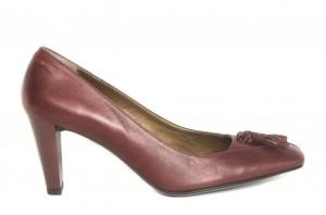 Pantofi grena Miruna