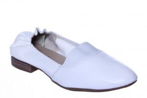 Pantofi albi Sara