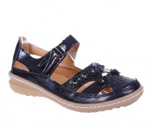 Pantofi negri Tyra