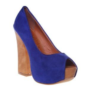 Pantofi albastri Amaya