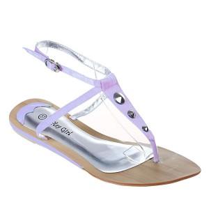 Sandale lila Sally