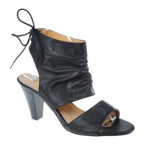 Sandale negre Denise