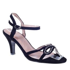 Sandale negre Felicity