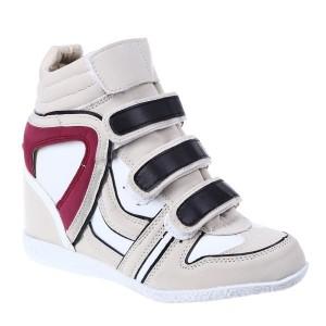 Pantofi sport negri Aleka