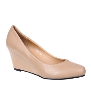 Pantofi talpa ortopedica Ines beige