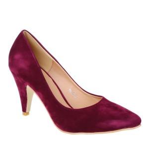 Pantofi Colour Me grena