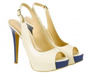 Sandale de dama cream Lily