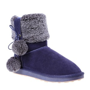 Ghete stil Ugg Arissa dark blue