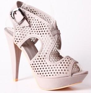 Sandale gri Mimi