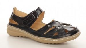 Pantofi negri sport Raluca