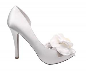 Pantofi de dama white Pamela