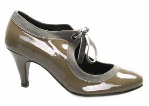 Pantofi de dama grey Viola