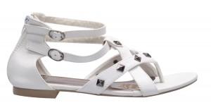 Sandale de dama white Starr