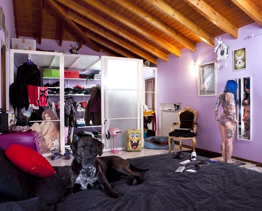 Dormitor de femeie 19